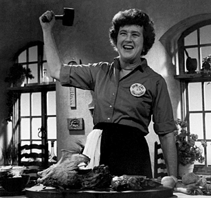 Julia child started it all my cooking show obsession mamawolfe - Julia child cooking show ...