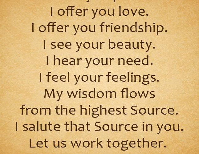 peace quote gandhi