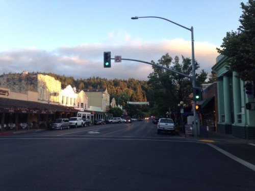 travel with mamawolfe: Relax at the Roman Spa Hot Springs Resort in Calistoga