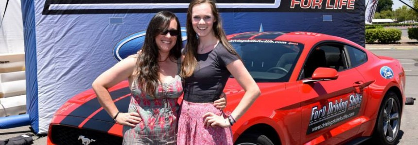 Parents, Do You Lead By Example? Ford's Driving Skills For Life Program