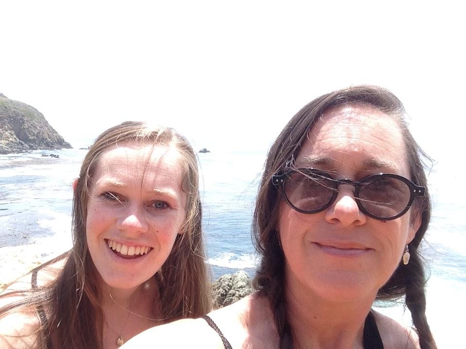 summer Big Sur