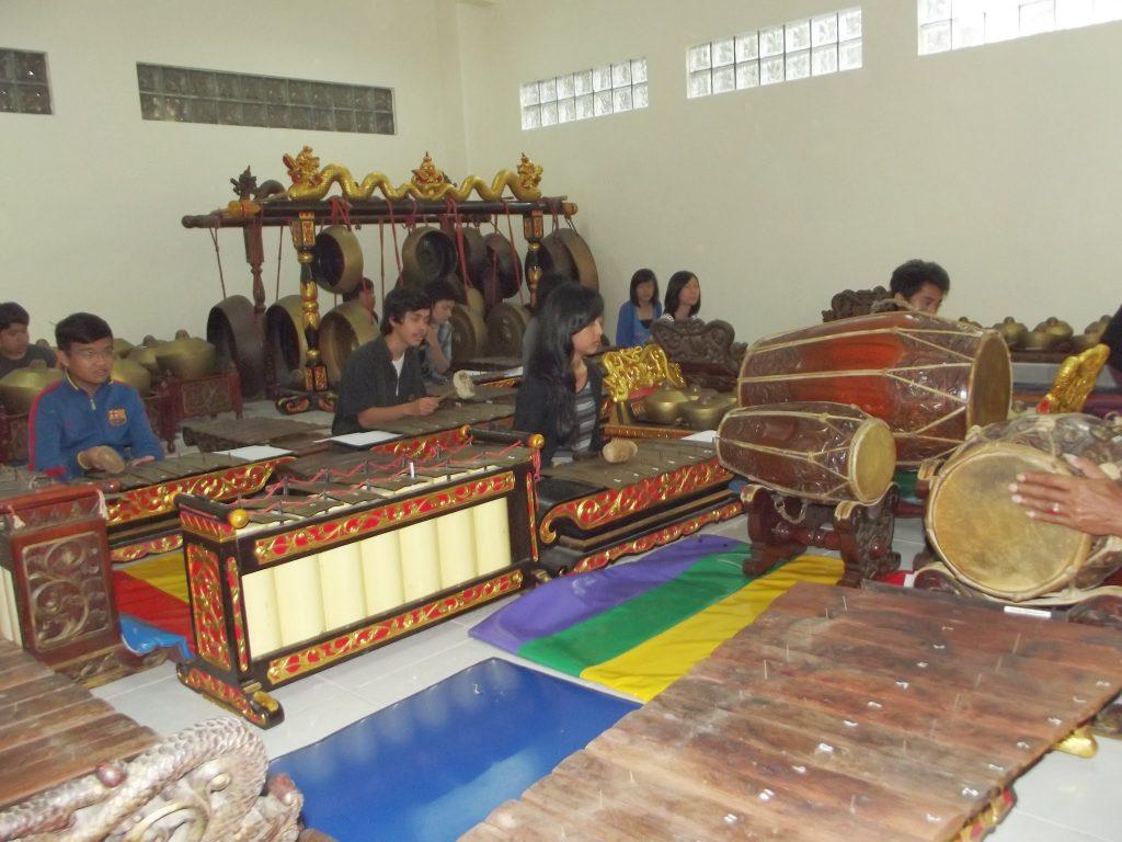 Indonesia school concert