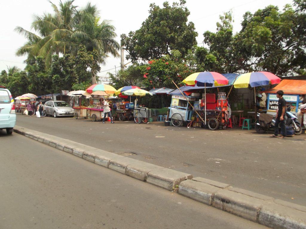 Jakarta shopping