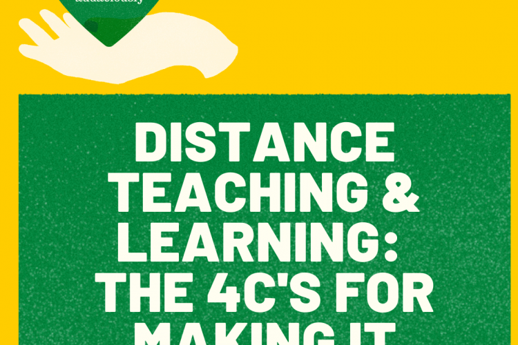 distance teaching