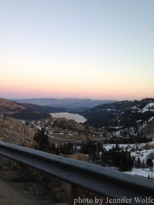 Quiet at Donner Lake