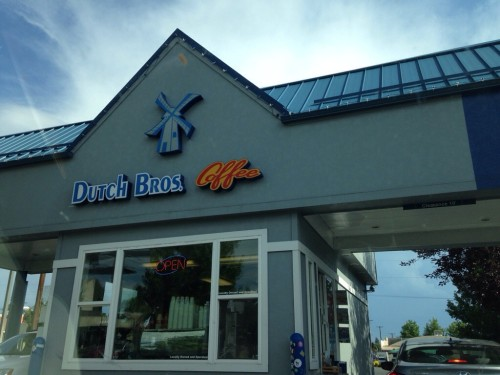 Central Oregon is home to Dutch Bros!